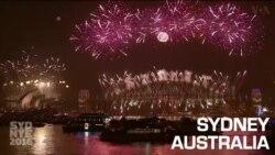 ย้อนชมวีดิโอ บรรยากาศการเฉลิมฉลองปีใหม่ ซิดนีย์-ฮ่องกง-ปักกิ่ง