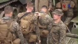 Philippines, Mỹ tập trận gần Biển Đông