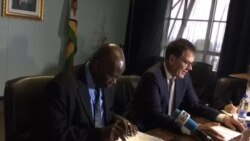 German Economic Minister Applauds Zimbabwe Election, Promise of Political Reforms