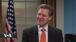 Brownback: Myanmar Conducting 'Religious Cleansing' of Rohingya