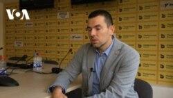 Video: Vladimir Erceg (BCBP) o parmalentarnoj kontroli policije (1)
