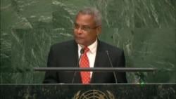 """""""Apelamos a uma negociação construtiva entre os membros da ONU"""""""