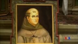 2015-09-13 美國之音視頻新聞: 教宗封聖前夕 塞拉神父是聖人還是罪人