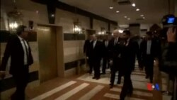 2015-03-01 美國之音視頻新聞: 聯合國特使在敘利亞推動和平計劃