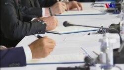 Hazar Denizi'ne Kıyısı Olan Ülkelerden Anlaşma