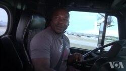 穿行在新天地:非洲移民卡车司机眼中的美国