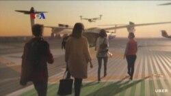 Target Mewujudkan Taksi Terbang pada 2020