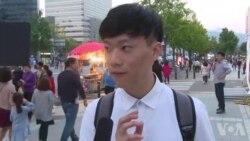 韩国青年金灿称朝鲜不至于疯狂到开战