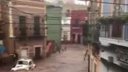 NO COMMENT: Մեքսիկայում Բադ արևադարձային փոթորկի հետևանքով գոյացած շարունակական անձրևները ջրհեղեղների պատճառ են դարձել