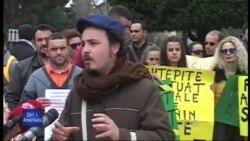 Tiranë: Protestë kundër ndërtimeve tek liqeni