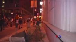 聖路易斯抗議持續第三天 警察逮捕80多人