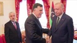 Intensification des efforts pour régler le conflit libyen