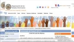 Preocupa libertad de expresión en Venezuela