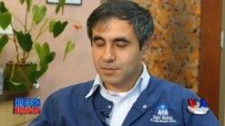 Markaziy osiyoliklar Koloradoda. 5-qism. Tajik dentist and his clinic
