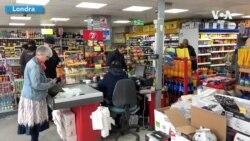 İngiltere'de Türkler Corona Karantinası Hazırlığında