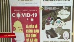 Truyền hình VOA 30/4/21: Việt Nam có ca nhiễm COVID nội địa đầu tiên sau 35 ngày