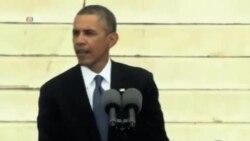 奥巴马:美国种族间贫富差距扩大