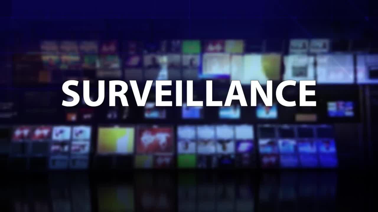 News Words: Surveillance
