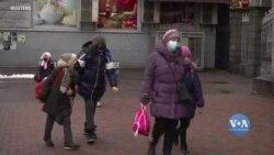 З 25 січня в Україні перестав діяти період посиленого карантину. Відео