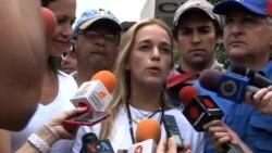 Desde la cárcel, Leopoldo López pide resistir