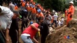 2015-10-04 美國之音視頻新聞: 危地馬拉泥石流傷亡嚴重
