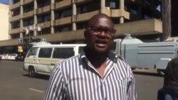 Lovemore Chinoputsa: Police Raid on Vendors Blocking Voter Registration