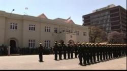 Zimbabwe President Reads Wrong Speech in Parliament