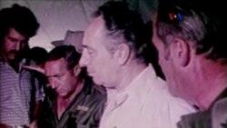 Fallece legendario expresidente de Israel