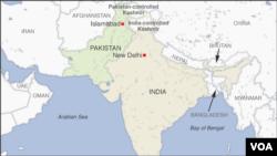 India and Pakistan