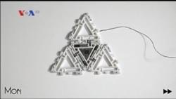 Peneliti Swiss Buat Prototipe Robot Origami