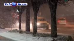Miền Đông Hoa Kỳ vật lộn với bão tố