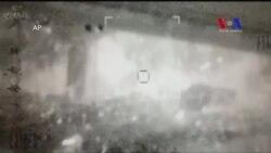 Bombardeos aéreos contra posiciones de ISIS en Mosul