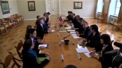 Biden visita países bálticos