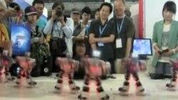 中国日渐增加的新劳动力:机器人