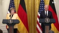 Bayden və Merkel transatlantik əlaqələr və əməkdaşlığı vurğulayıb