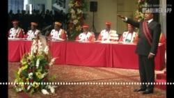 Cour constitutionnelle etiki kaka ba candidats sambo mpo na kowelela présidentielle ya mars na Congo