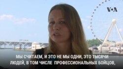Анна Апушкина: «Мы будем судиться с Атлетической комиссией Мэриленда и с рефери»