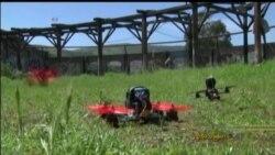 Drone ယာဥ္ အသုံးျပဳမႈနဲ႔ ေဘးကင္းလုံျခဳံေရး