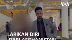Baru Menikah Sehari, Istri Tertinggal di Afghanistan