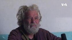 تکسیران مشهور کابل در بستر بیماری