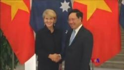澳越舉行首輪部長級會議 突出海上安全合作