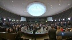 На саміті НАТО відбулись переговори між лідерами України та США. Відео