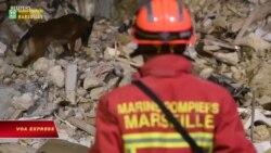 Pháp: Sập cao ốc, tìm thấy 6 thi thể