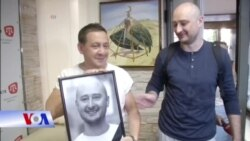 Nhà báo Nga giả chết vì sợ chung số phận với điệp viên Skripal