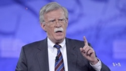 Experts: Trump's Bolton Pick Signals Shift Toward More Aggressive US Foreign Policy