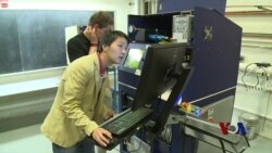 金属3-D打印技术飞速发展