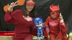 Người Việt tổ chức Halloween cho trẻ em tại Mỹ