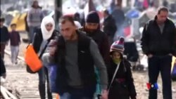 2016-04-03 美國之音視頻新聞: 更多船民在土耳其海岸外被攔截