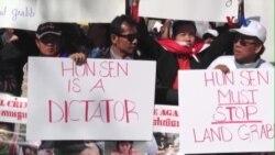 Người Campuchia phản đối Việt Nam 'chiếm đất' tại LHQ