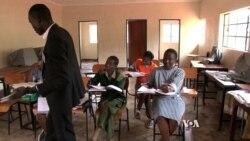 Law Classes Educate Inmates at Kenya's Langata Women's Prison